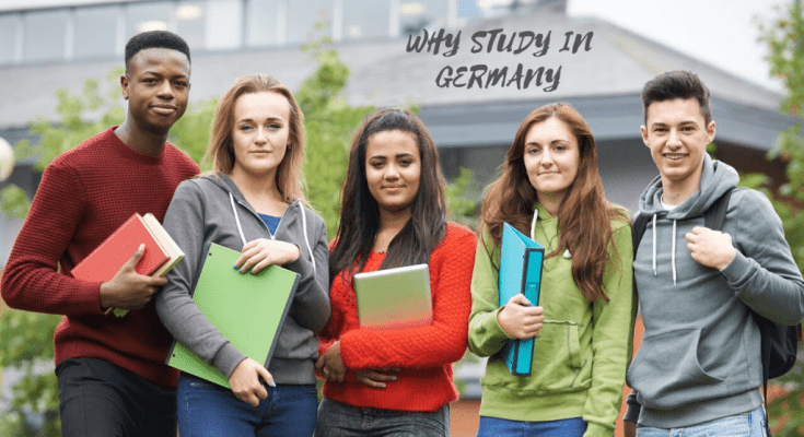Study Abroad with Low Tuition Universities in Germany