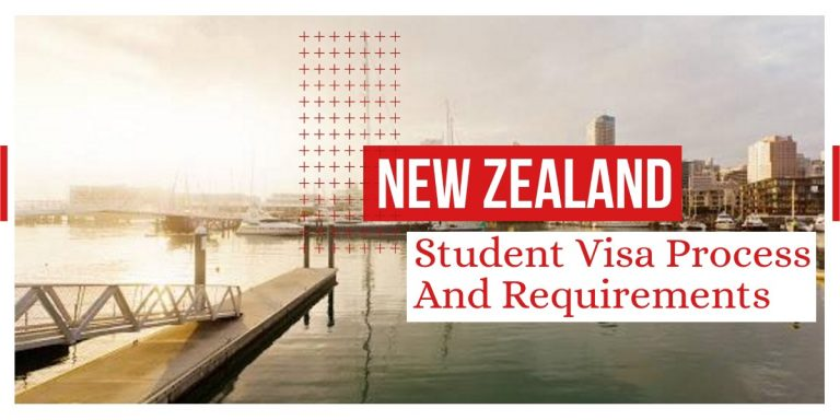 Apply for New Zealand Full-time Student Visa, Visa Fees and Requirements Discussed